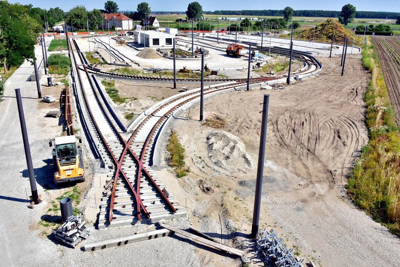 Strassenbau, Kanalbau in Franken und der Metropolregion Nürnberg