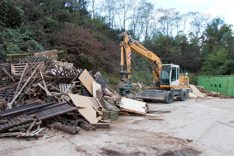 Recyclingunternehmen in Franken und der Metropolregion Nürnberg
