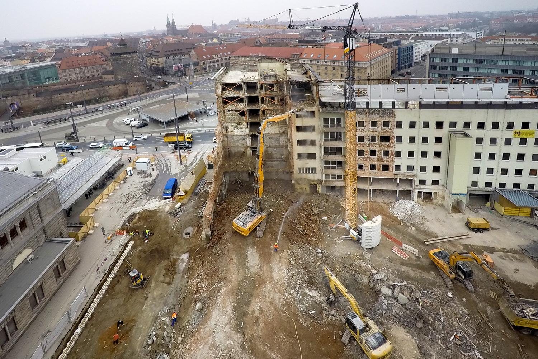Abbruchunternehmen in Franken und der Metropolregion Nürnberg